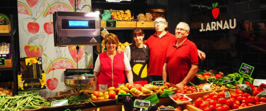 Fruites i verduras J. ARNAU