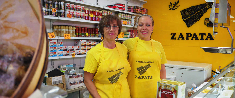Bacallaneria Zapata
