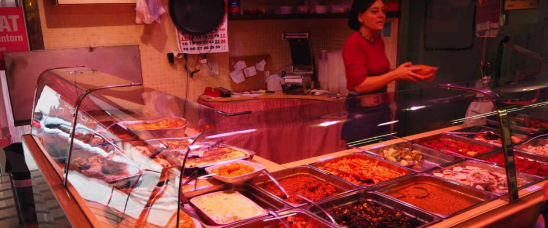 La cuina del mercat