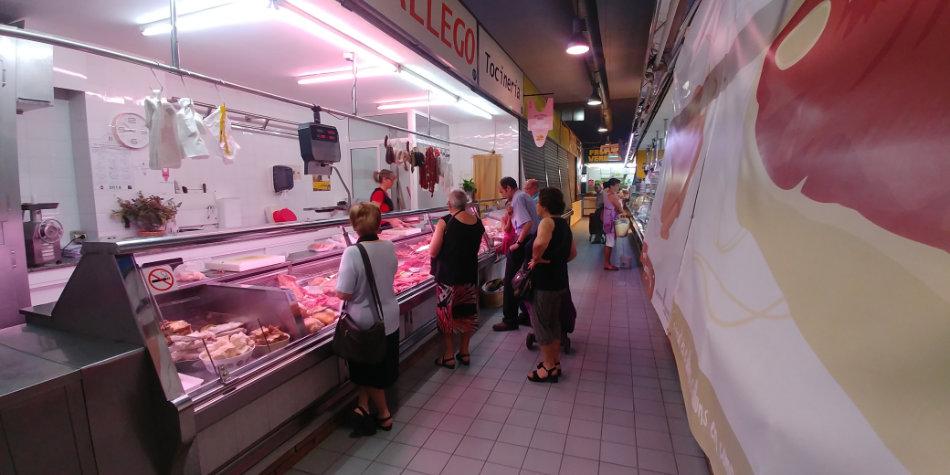 El Mercat de la Masuca posa fi a l'horari d'estiu