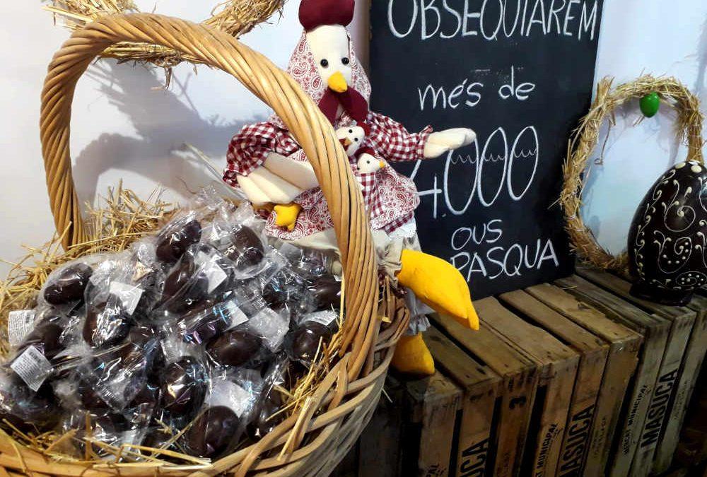 4.000 ous de Pasqua de regal!
