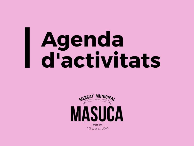 Agenda d'activitats Tardor/Hivern 2019