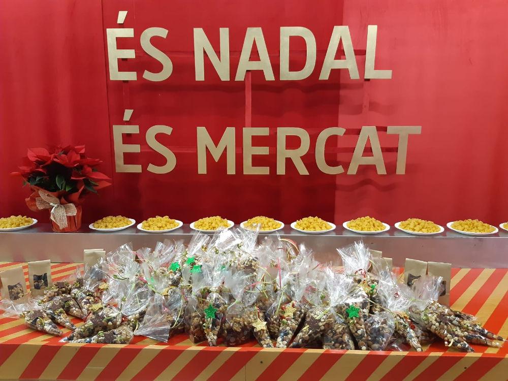 És Nadal és Mercat amb participació en el Gran Recapte